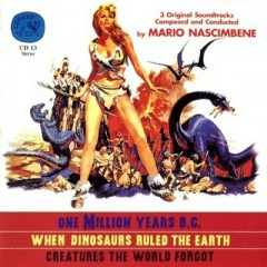 One Million Years B.C. OST