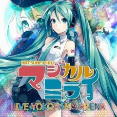 Hatsune Miku Magical Mirai 2013 Unofficial Album (Live Tracks) CD1