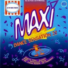 Maxi Dance Sensation 22 (CD4)