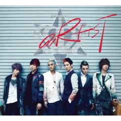 aRtisT (3rd Mini Album) - TEEN TOP