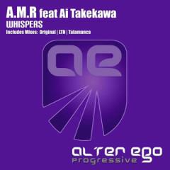 Whispers - A.M.R,Ai Takekawa