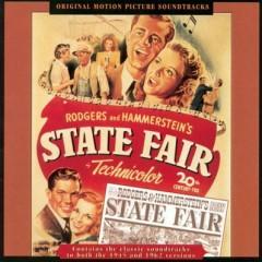 State Fair (1945 & 1962 Versions) (Score) (P.2)