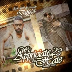 We Appreciate The Hate 23 (CD1)