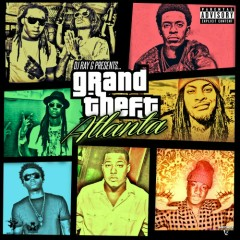 Grand Theft Atlanta (CD2)