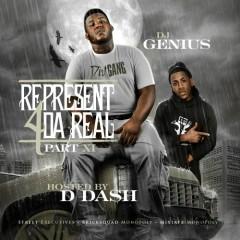 Represent 4 Da Real XI (CD1)