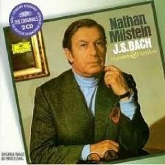 Bach Sonatas And Partitas For Solo Violin CD1 (No. 2) - Nathan Milstein