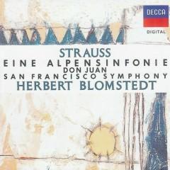 Decca Sound CD 7 - Herbert Blomstedt - Richard Strauss No. 2 - Herbert Blomstedt,San Francisco Symphony