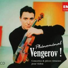 Phenomenal Vengerov - Concertos & Pieces Virtuosos Pour Violon CD 1