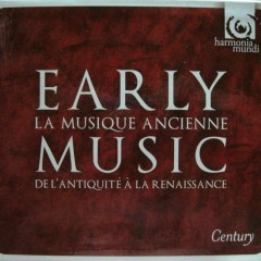 Early Music CD 5 No. 1