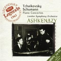 Tchaikovsky Schumann Piano Concertos
