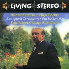 Living Stereo 60CD Collection - CD 4: Strauss Also sprach Zarathustra; Ein Heldenleben