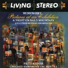 Living Stereo 60CD Collection - CD 9: Mussorgsky Pictures At An Exhibition CD  2