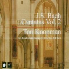 Bach - Complete Cantatas, Vol. 2 CD 3