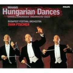Brahms - Hungarian Dances CD 1