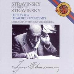 Stravinsky Conduct Stravinsky CD 2 - Igor Stravinsky,Columbia Symphony Orchestra
