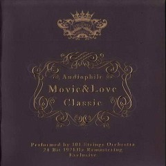 Audiophile Movie & Love Classic CD 1 No. 1 - 101 Strings Orchestra