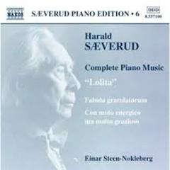 Harald Sæverud Complete Piano Works CD 6 No. 1 - Einar Steen-Nokleberg