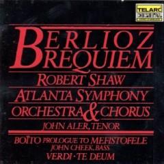 Berlioz - Requiem CD 1 - Robert Shaw,Atlanta Symphony Orchestra
