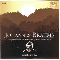 Johannes Brahms Edition: Complete Works (CD2)