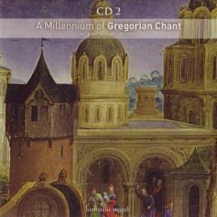 Sacred Music - CD 2 - Gregorian Chant (No. 1)