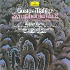 Mahler - 10 Symphonien No. 2 CD 2  - Claudio Abbado,Berlin Philharmonic Orchestra