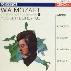 Mozart - Sonatas For Fortepiano Vol 2