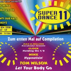 Super Dance (Plus) 11 CD1