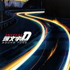 Initial D The Movie Sound Tune (CD1) - Initial D