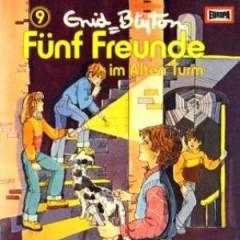 9 Fünf Freunde Im Alten Turm