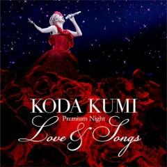 Koda Kumi Premium Night -Love & Songs- (CD1)