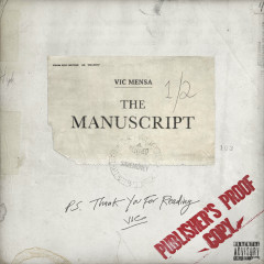 The Manuscript (EP) - Vic Mensa