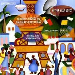 The Complete Choros And Bachianas Brasileiras CD5
