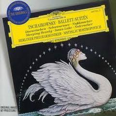 Tchaikovsky 3 Ballet - Suites CD2