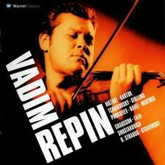 Complete Recordings At Warner Classics CD4 - Vadim Repin