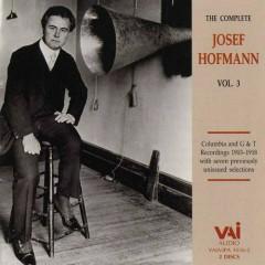 The Complete Josef Hofmann - Vol.3 (CD1)