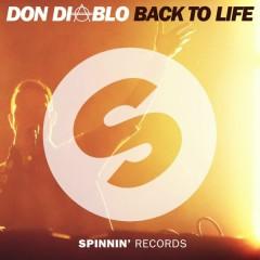 Back To Life (Single)