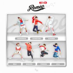 ROMEO 2nd EP ZERO IN - Romeo (로미오)