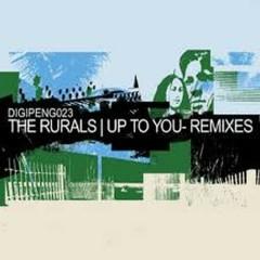 Up To You (Remixes)
