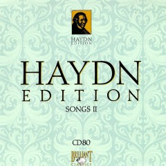 Haydn Edition - Songs CD 2