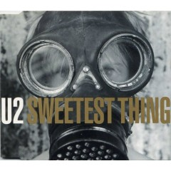 Sweetest Thing (CD Single Grey) - U2