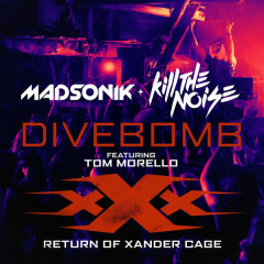 Divebomb (xXx: Return Of Xander Cage OST) (Single)