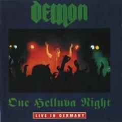 One Helluva Night (Live In Germany) (CD2) - Demon