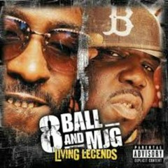 Living Legends (CD1) - 8Ball & MJG