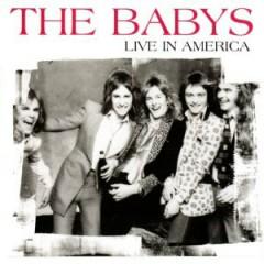 Live In America ( UK Mastering ) - The Babys