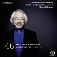 Bach - Cantatas Vol 46 CD1
