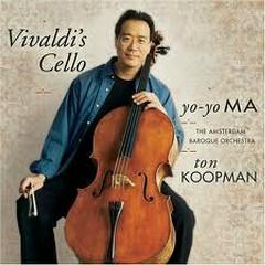 Vivaldi's Cello CD2