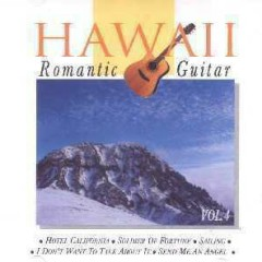 Hawaii Romantic Guitar Vol.4  - Various Artists