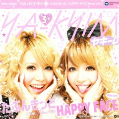 Tabun Kitto / Happy Face (love ver.) - YA-KYIM