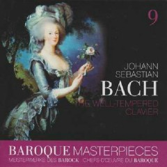 Baroque Masterpieces CD 9 - Bach The Well-Tempered Clavier - Leonhardt Gustav