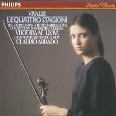 Vivaldi: Le Quattro Stagioni  - Viktoria Mullova,Claudio Abbado,Chamber Orchestra Of Europe